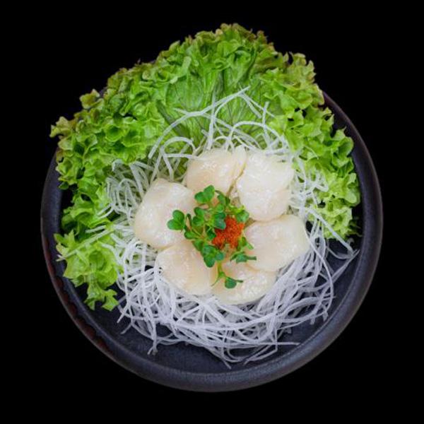 91 Hotategai Sashimi (6 STK.)