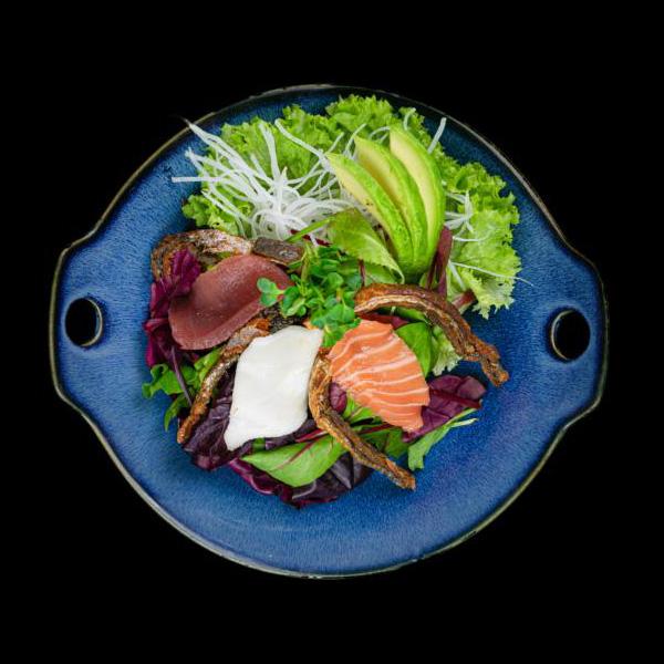 A5 ROJI Kaizen Salat