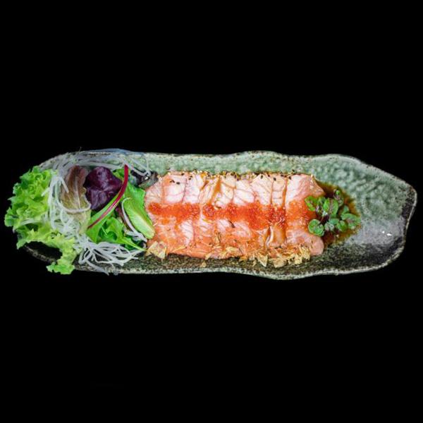 96 Salmon Tataki (9 STK.)