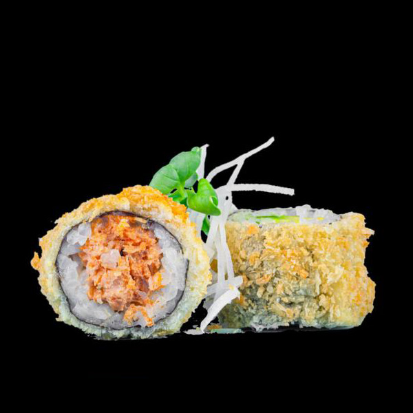 84 Spicy Tuna Crunchy